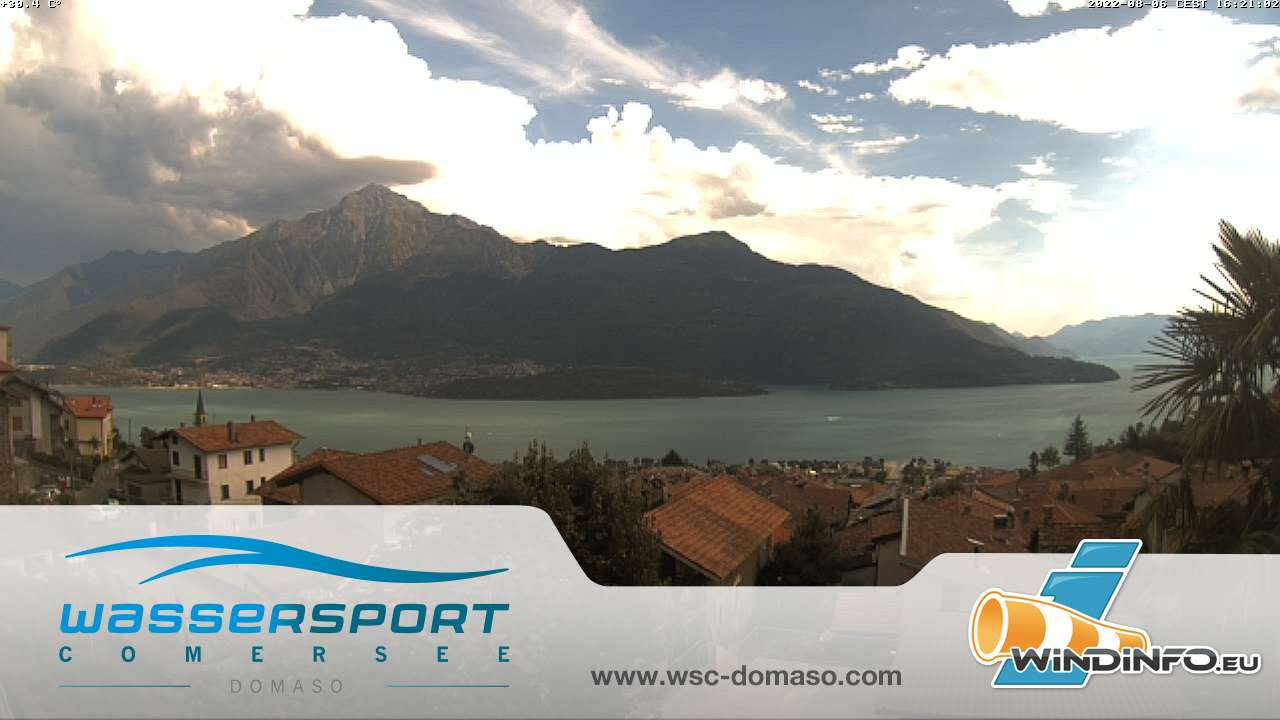 Webcam Vercana - Panorama
