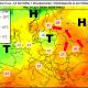 DWD: Ungewöhnliche Temperaturverteilung in Europa